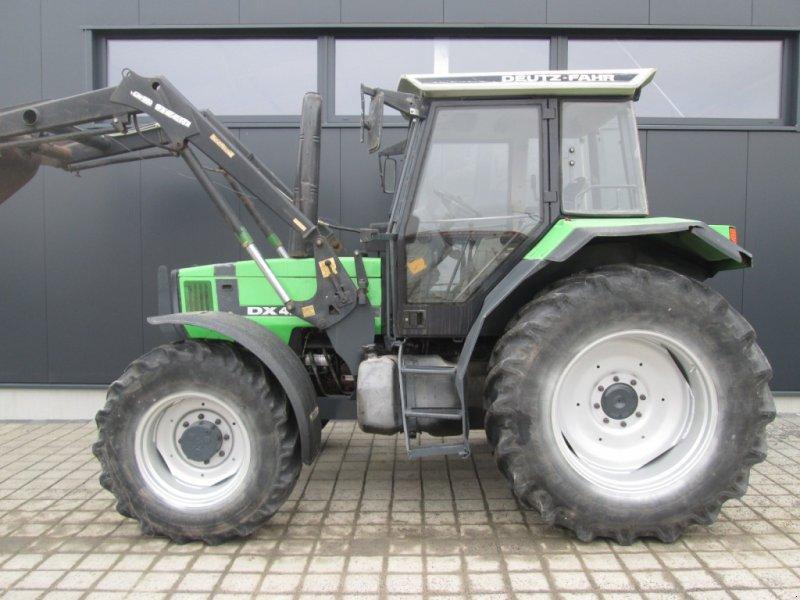 Traktor типа Deutz-Fahr DX 4.61 Agrostar, Gebrauchtmaschine в Wülfershausen an der Saale (Фотография 1)