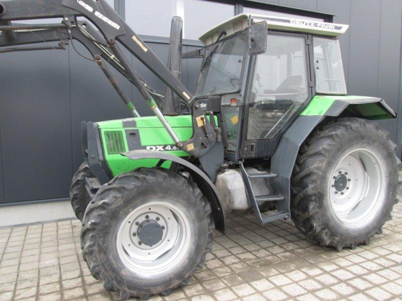 Traktor des Typs Deutz-Fahr DX 4.61 Agrostar, Gebrauchtmaschine in Wülfershausen an der Saale (Bild 2)