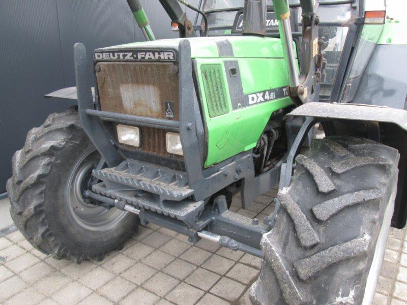 Traktor des Typs Deutz-Fahr DX 4.61 Agrostar, Gebrauchtmaschine in Wülfershausen an der Saale (Bild 3)
