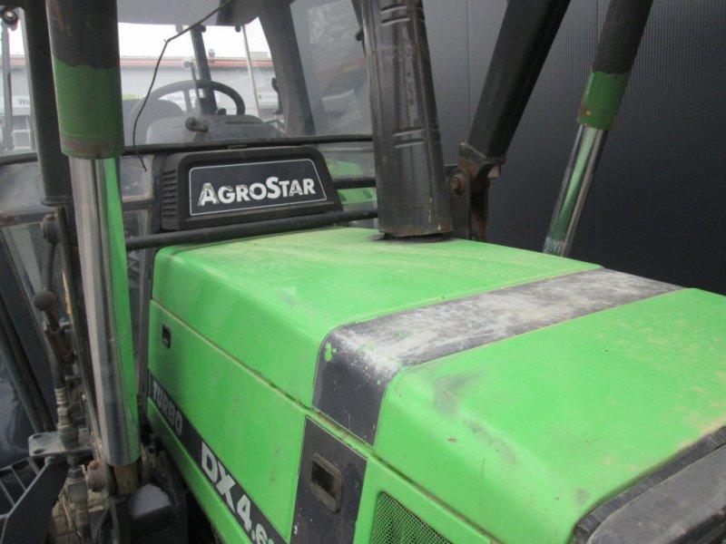 Traktor des Typs Deutz-Fahr DX 4.61 Agrostar, Gebrauchtmaschine in Wülfershausen an der Saale (Bild 4)