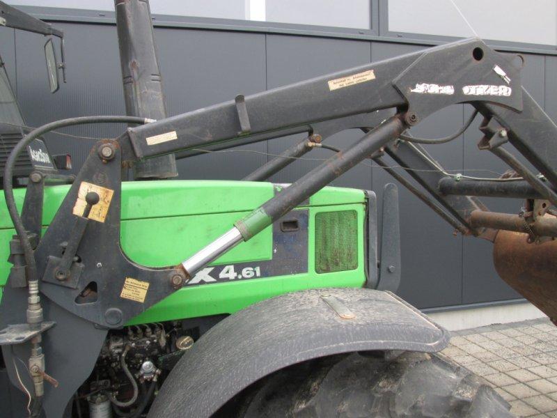 Traktor des Typs Deutz-Fahr DX 4.61 Agrostar, Gebrauchtmaschine in Wülfershausen an der Saale (Bild 5)