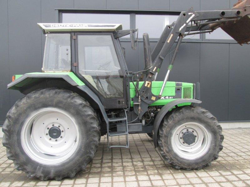 Traktor des Typs Deutz-Fahr DX 4.61 Agrostar, Gebrauchtmaschine in Wülfershausen an der Saale (Bild 6)