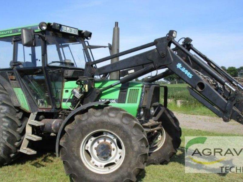 Traktor des Typs Deutz-Fahr DX 6.05 A, Gebrauchtmaschine in Alpen (Bild 1)