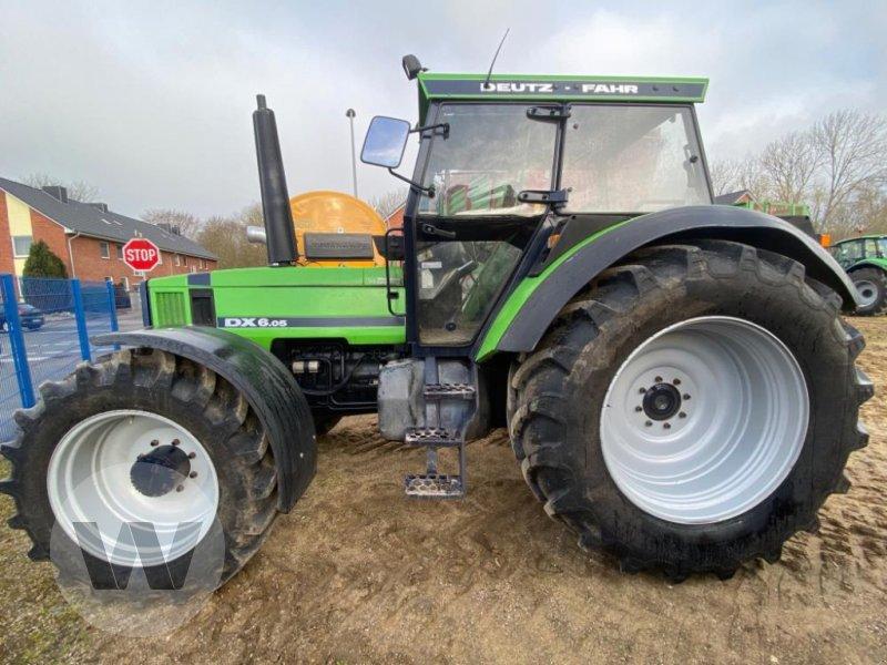 Traktor des Typs Deutz-Fahr DX 6.05, Gebrauchtmaschine in Husum (Bild 1)