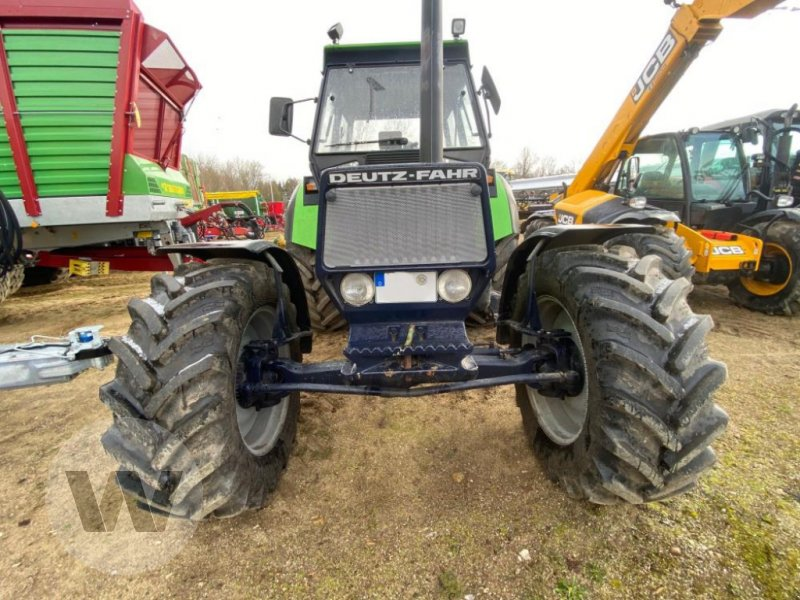 Traktor des Typs Deutz-Fahr DX 6.05, Gebrauchtmaschine in Husum (Bild 9)