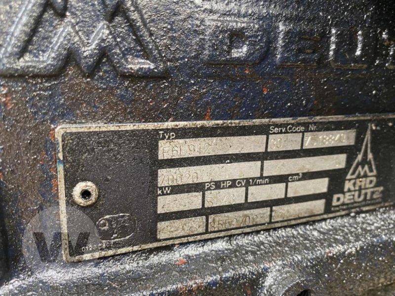 Traktor des Typs Deutz-Fahr DX 6.05, Gebrauchtmaschine in Husum (Bild 4)