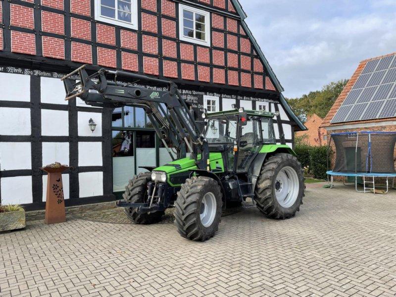 Traktor des Typs Deutz-Fahr DX 6.07 AgroXtra, Gebrauchtmaschine in Bohmte (Bild 1)