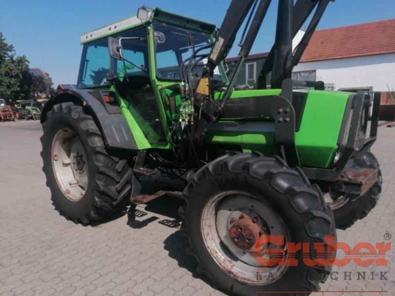 Traktor des Typs Deutz-Fahr DX 6.10, Gebrauchtmaschine in Ampfing (Bild 1)