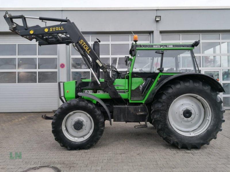 Traktor типа Deutz-Fahr DX 6.30 A, Gebrauchtmaschine в Eggenfelden (Фотография 1)