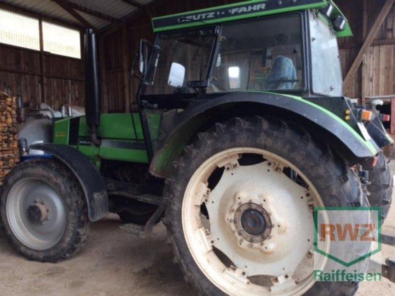 Traktor des Typs Deutz-Fahr DX 6.30 D 1023A -T, Gebrauchtmaschine in Alsfeld (Bild 4)