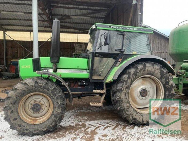 Traktor des Typs Deutz-Fahr DX 6.30 D 1023A -T, Gebrauchtmaschine in Alsfeld (Bild 9)