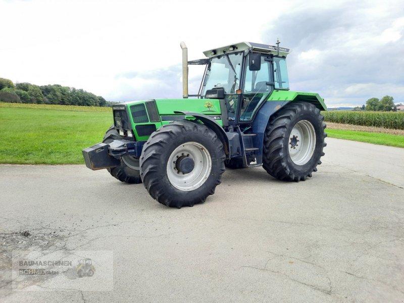 Traktor des Typs Deutz-Fahr DX 6.71 Agrostar, Gebrauchtmaschine in Stetten (Bild 1)