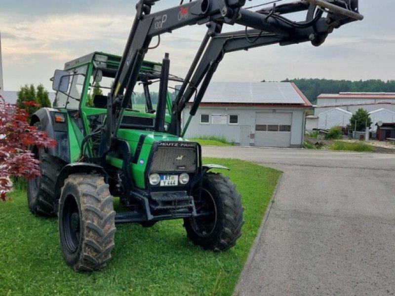 Traktor des Typs Deutz-Fahr DX 80, Gebrauchtmaschine in Trochtelfingen (Bild 1)