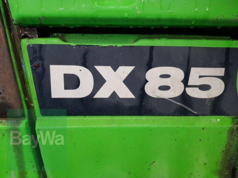 Traktor des Typs Deutz-Fahr DX 85 AS, Gebrauchtmaschine in Bamberg (Bild 6)