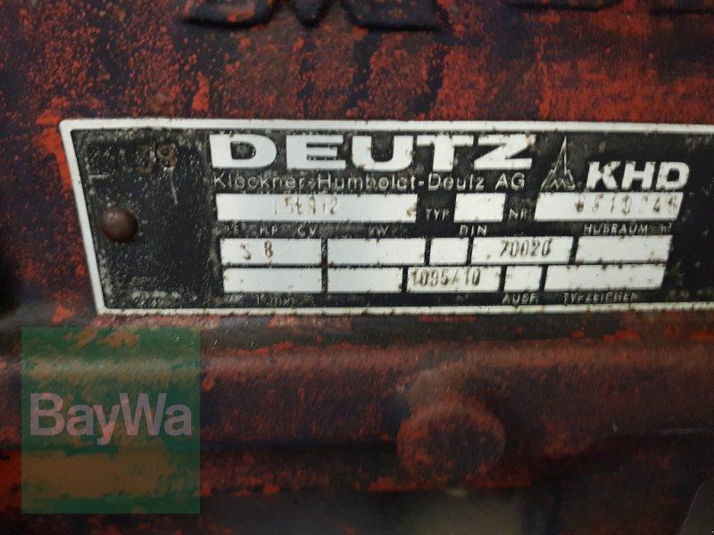 Traktor des Typs Deutz-Fahr DX 85 AS, Gebrauchtmaschine in Bamberg (Bild 10)