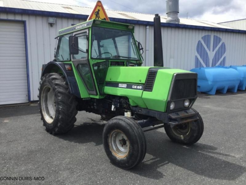 Traktor a típus Deutz-Fahr DX 85, Gebrauchtmaschine ekkor: RIVARENNES (Kép 1)