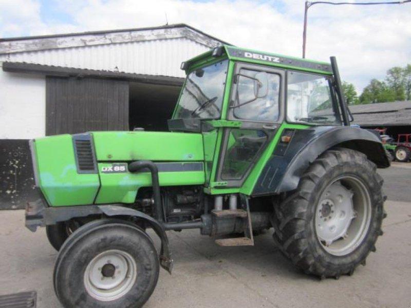 Traktor a típus Deutz-Fahr DX 85, Gebrauchtmaschine ekkor: Ziegenhagen (Kép 1)