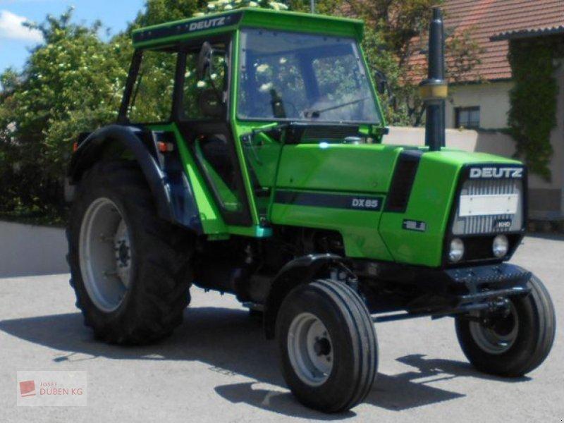 Traktor des Typs Deutz-Fahr DX 85, Gebrauchtmaschine in Ziersdorf (Bild 2)