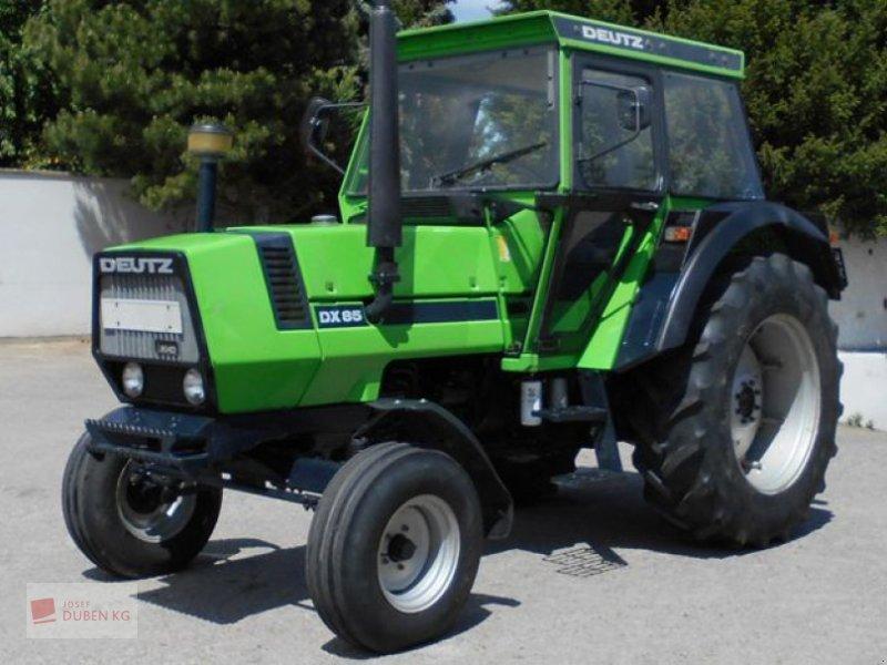 Traktor des Typs Deutz-Fahr DX 85, Gebrauchtmaschine in Ziersdorf (Bild 1)