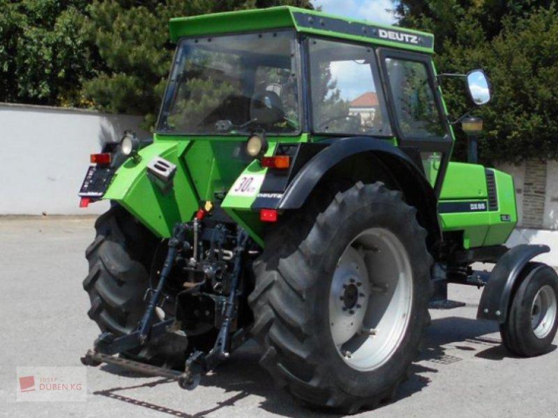 Traktor des Typs Deutz-Fahr DX 85, Gebrauchtmaschine in Ziersdorf (Bild 4)