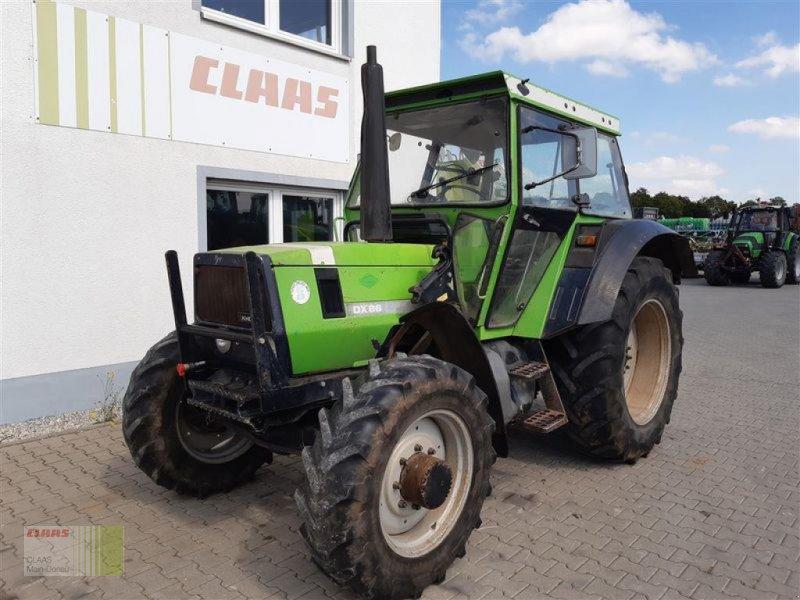 Traktor des Typs Deutz-Fahr DX 86, Gebrauchtmaschine in Aurach (Bild 1)
