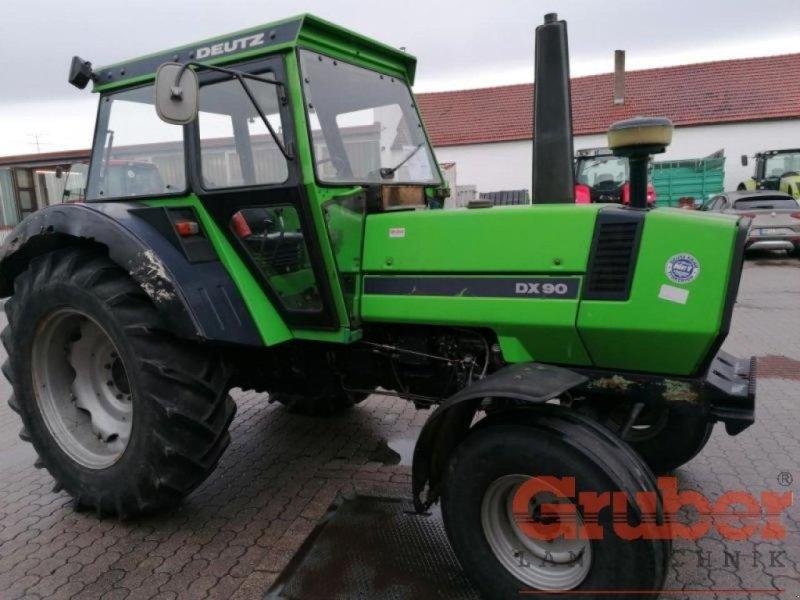 Traktor des Typs Deutz-Fahr DX 90, Gebrauchtmaschine in Ampfing (Bild 1)