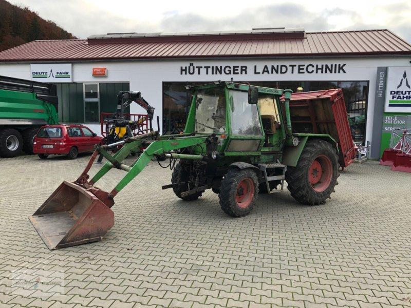 Traktor a típus Deutz-Fahr Intrac 2003 A, Gebrauchtmaschine ekkor: Treuchtlingen (Kép 1)