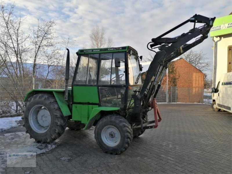 Traktor tipa Deutz-Fahr INTRAC 2004, Gebrauchtmaschine u Unterdietfurt (Slika 1)