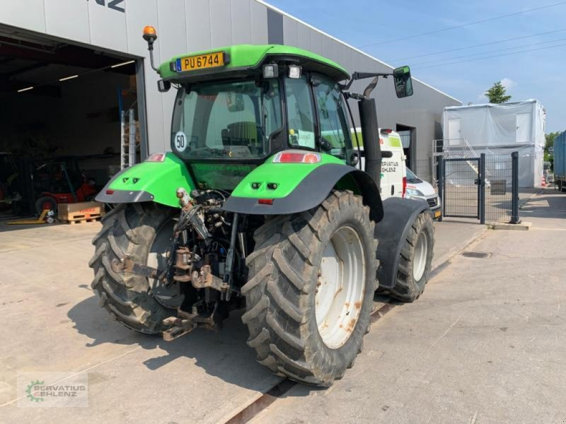 Traktor des Typs Deutz-Fahr K 100, Gebrauchtmaschine in Rittersdorf (Bild 3)