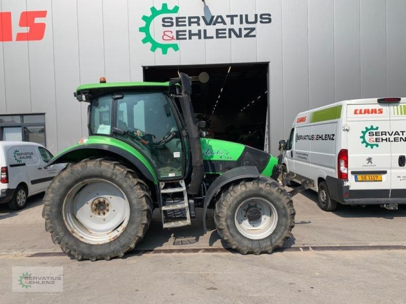 Traktor des Typs Deutz-Fahr K 100, Gebrauchtmaschine in Rittersdorf (Bild 1)