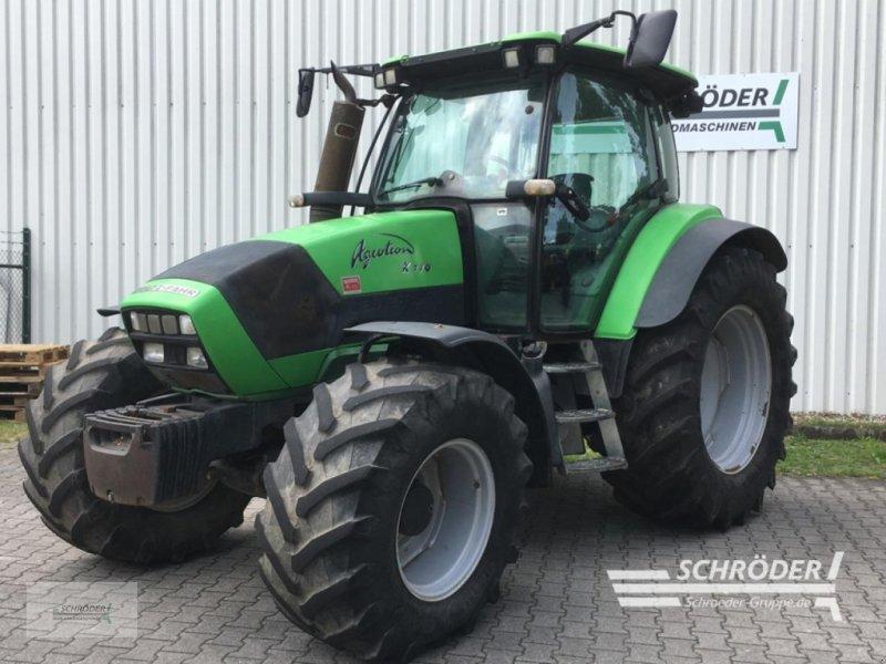 Traktor des Typs Deutz-Fahr K 110, Gebrauchtmaschine in Westerstede (Bild 1)