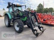 Traktor a típus Deutz-Fahr K 420 mit Frontlader, Gebrauchtmaschine ekkor: Rittersdorf