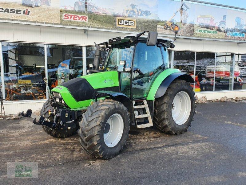Traktor типа Deutz-Fahr K410, Gebrauchtmaschine в Steiningen b. Daun (Фотография 1)