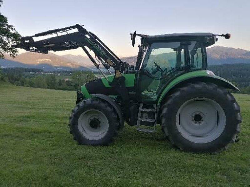Traktor a típus Deutz-Fahr K410, Gebrauchtmaschine ekkor: Kiefersfelden (Kép 1)