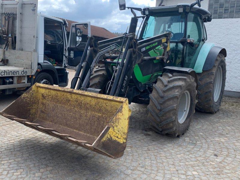 Traktor типа Deutz-Fahr k430, Gebrauchtmaschine в Gebenbach (Фотография 1)