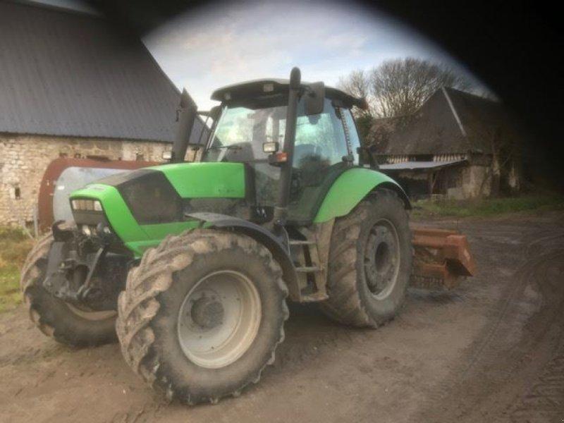 Traktor типа Deutz-Fahr m620dcr, Gebrauchtmaschine в les hayons (Фотография 1)