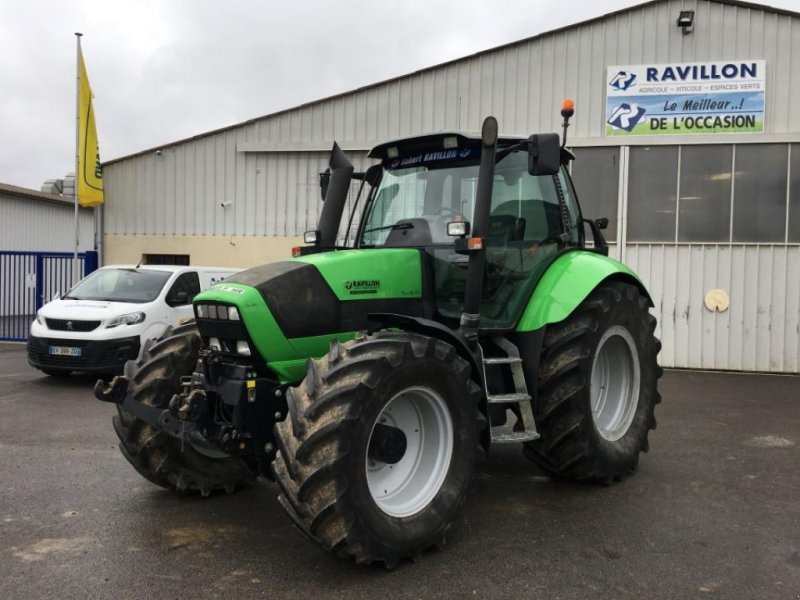 Traktor des Typs Deutz-Fahr M620DCR, Gebrauchtmaschine in VERT TOULON (Bild 1)