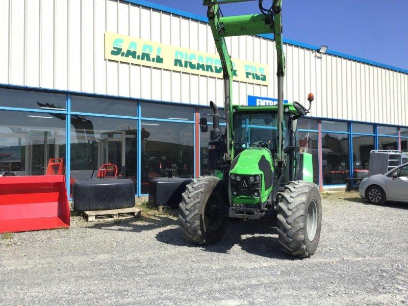 Traktor типа Deutz-Fahr Tracteur agricole 5100GGS Deutz-Fahr, Gebrauchtmaschine в LA SOUTERRAINE (Фотография 1)