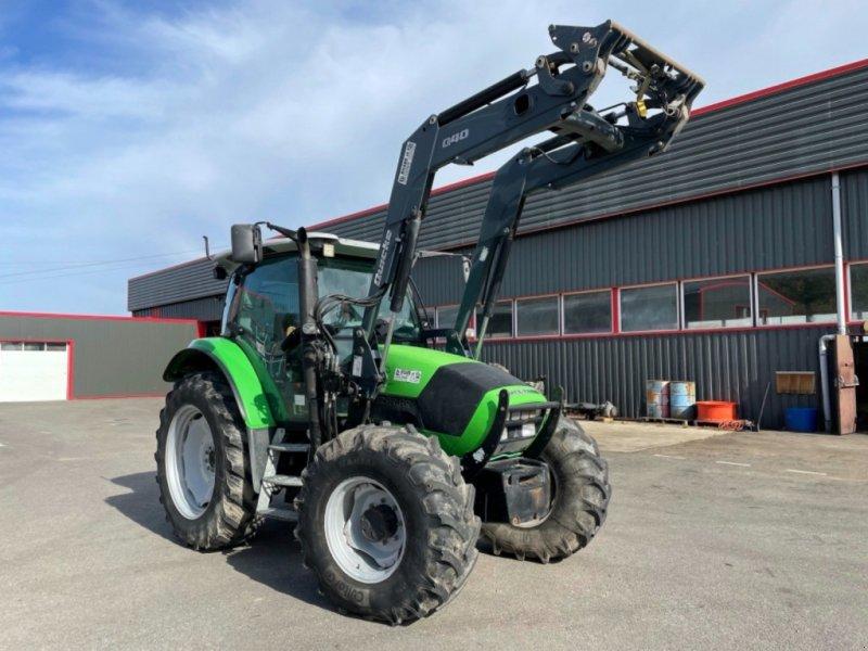 Traktor du type Deutz-Fahr Tracteur agricole AGROTRON K420E3 Deutz-Fahr, Gebrauchtmaschine en LA SOUTERRAINE (Photo 1)