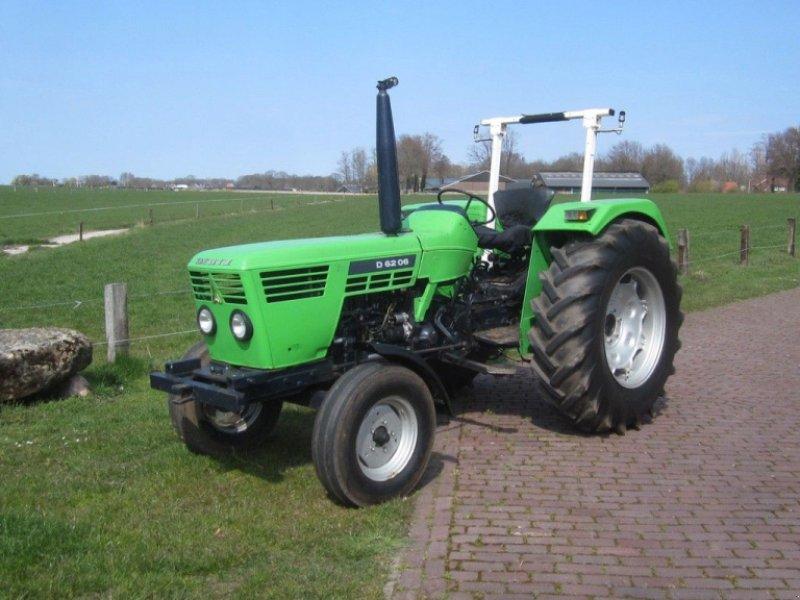 Traktor a típus Deutz-Fahr Tractor Deutz  diesel., Gebrauchtmaschine ekkor: Tubbergen (Kép 1)