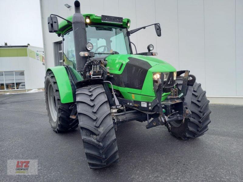 Traktor des Typs Deutz-Fahr TRAKTOR DEUTZ-FAHR 5125, Gebrauchtmaschine in Frauenstein (Bild 1)