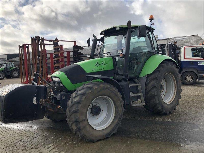 Traktor des Typs Deutz-Fahr TTV 1160, Gebrauchtmaschine in Brørup (Bild 1)