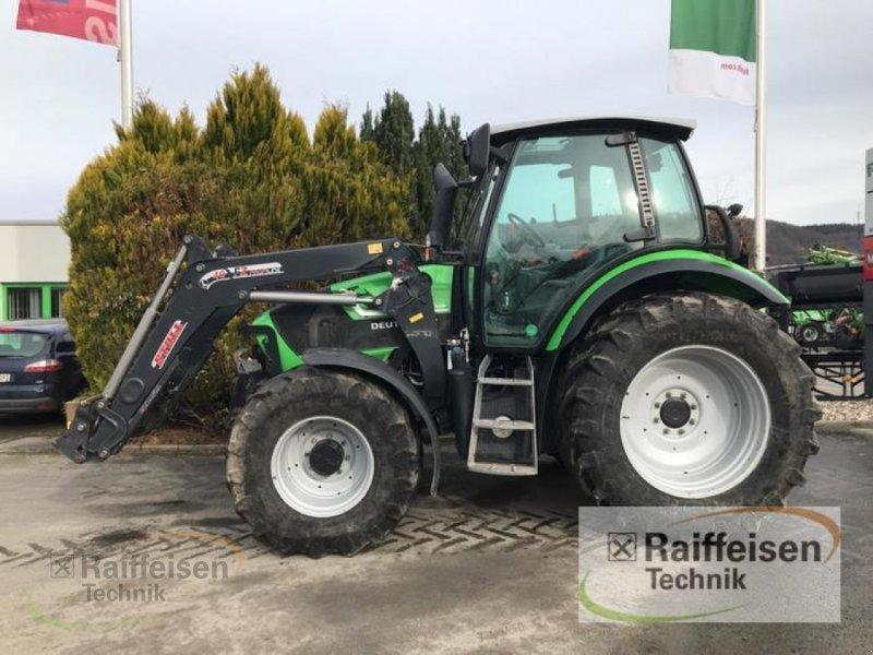 Traktor des Typs Deutz-Fahr TTV 420, Gebrauchtmaschine in Linsengericht - Altenhaßlau (Bild 1)