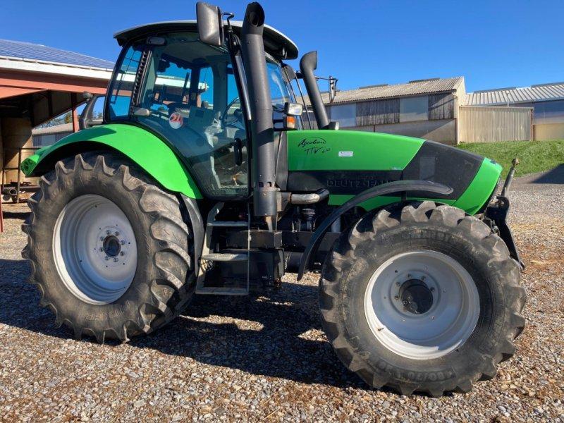 Traktor des Typs Deutz-Fahr TTV 610, Gebrauchtmaschine in Realmont (Bild 1)