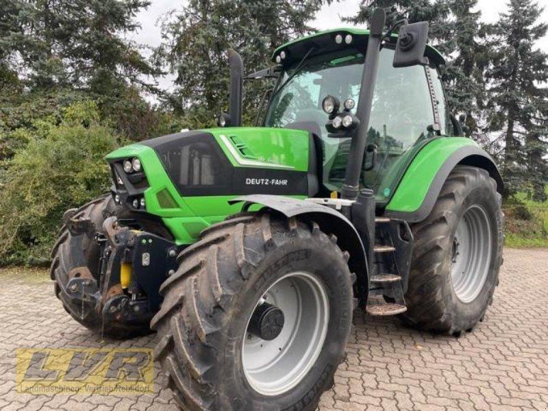 Traktor типа Deutz-Fahr TTV 6160, Gebrauchtmaschine в Steinau-Rebsdorf (Фотография 1)