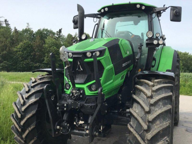 Traktor des Typs Deutz-Fahr TTV 6175, Gebrauchtmaschine in Tüßling (Bild 2)