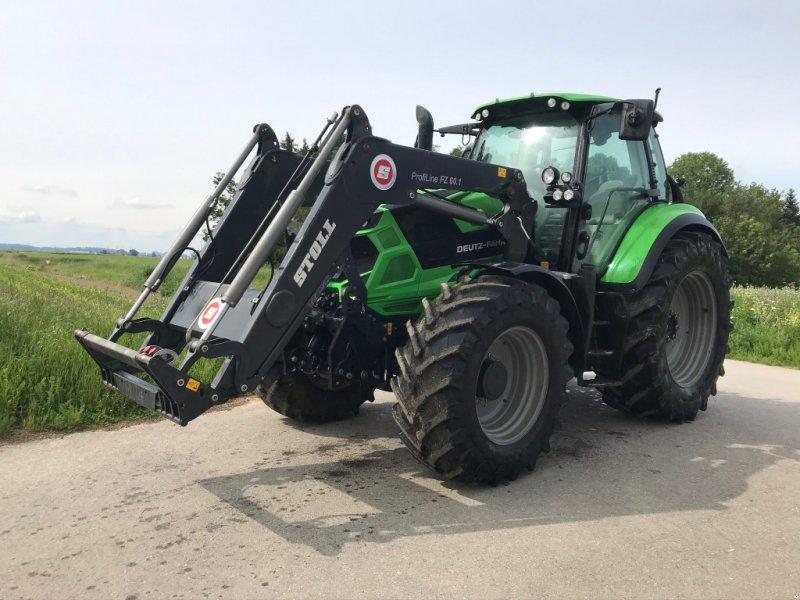 Traktor des Typs Deutz-Fahr TTV 6175, Gebrauchtmaschine in Tüßling (Bild 3)