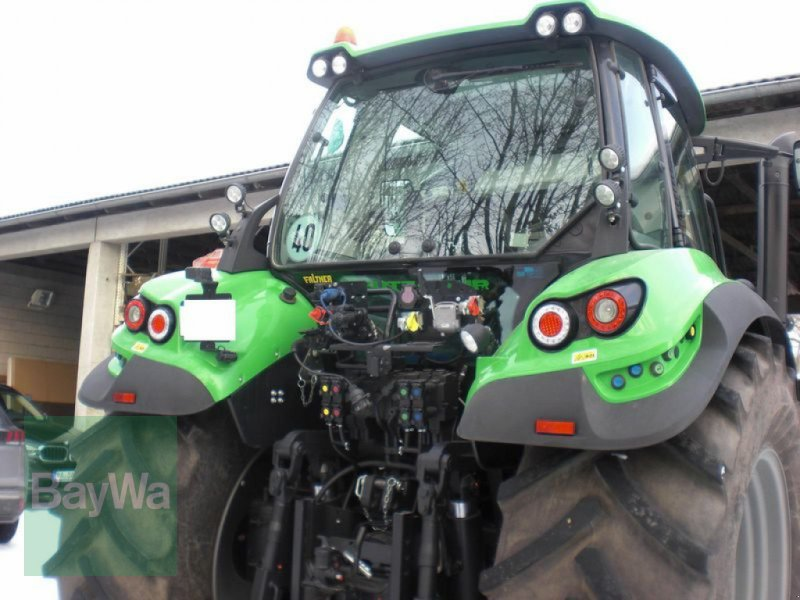 Traktor του τύπου Deutz-Fahr TTV 6185, Gebrauchtmaschine σε Pocking (Φωτογραφία 3)