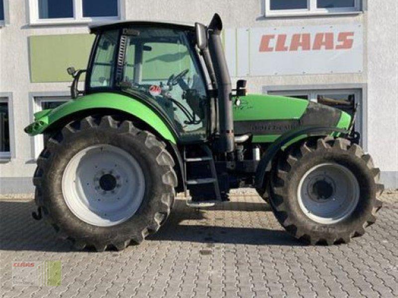 Traktor des Typs Deutz-Fahr TTV 620, Gebrauchtmaschine in Aurach (Bild 1)