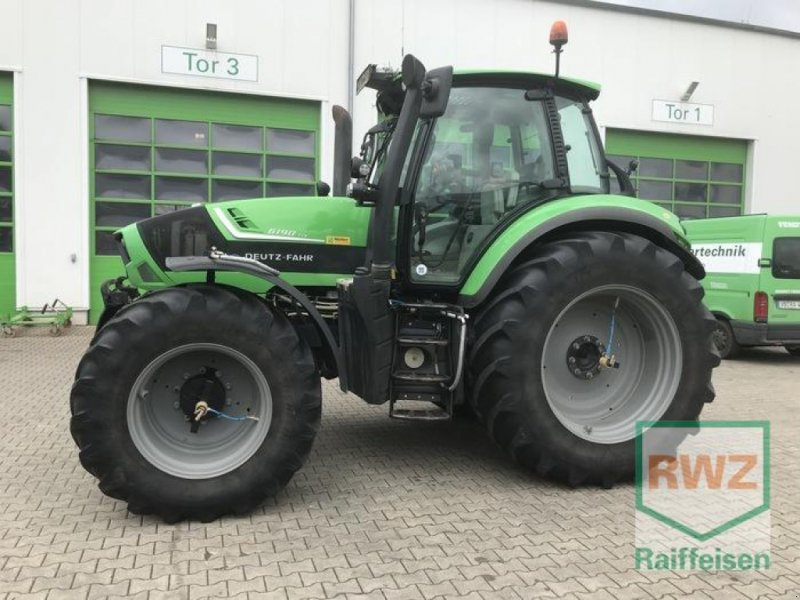 Traktor of the type Deutz-Fahr TTV6190, Gebrauchtmaschine in Alsfeld (Picture 1)